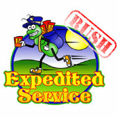 Expedited Service EXPEDITED