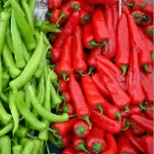 Chile Parado Hot Peppers HP2113-10
