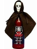 Ass Reaper Hot Sauce with Skull and Cape HS88-5