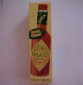 Tabasco Garlic Pepper Sauce HS3-5