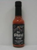 The Ghost Hot Sauce with Bhut Jolokia Peppers HS87-5