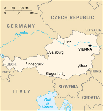 Vegetables from Austria, Vegetables Originating from Austria