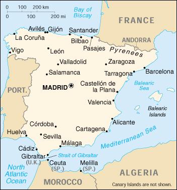 Salamanca Cartina.Vegetables From Spain Vegetables Originating From Spain Reimer