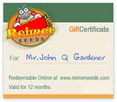 Enter your desired Gift Certificate amount. Starting at $50.00