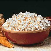 Japanese Hulless White Popcorn CN10-50